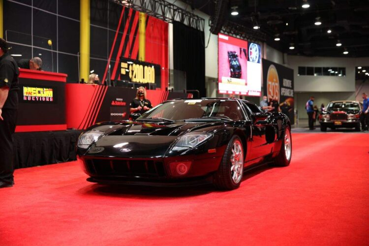 Mecum Las Vegas 2020 Auction
