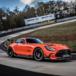 Mercedes-AMG GT Black Series Smashes the Lap Record around the Nürburgring