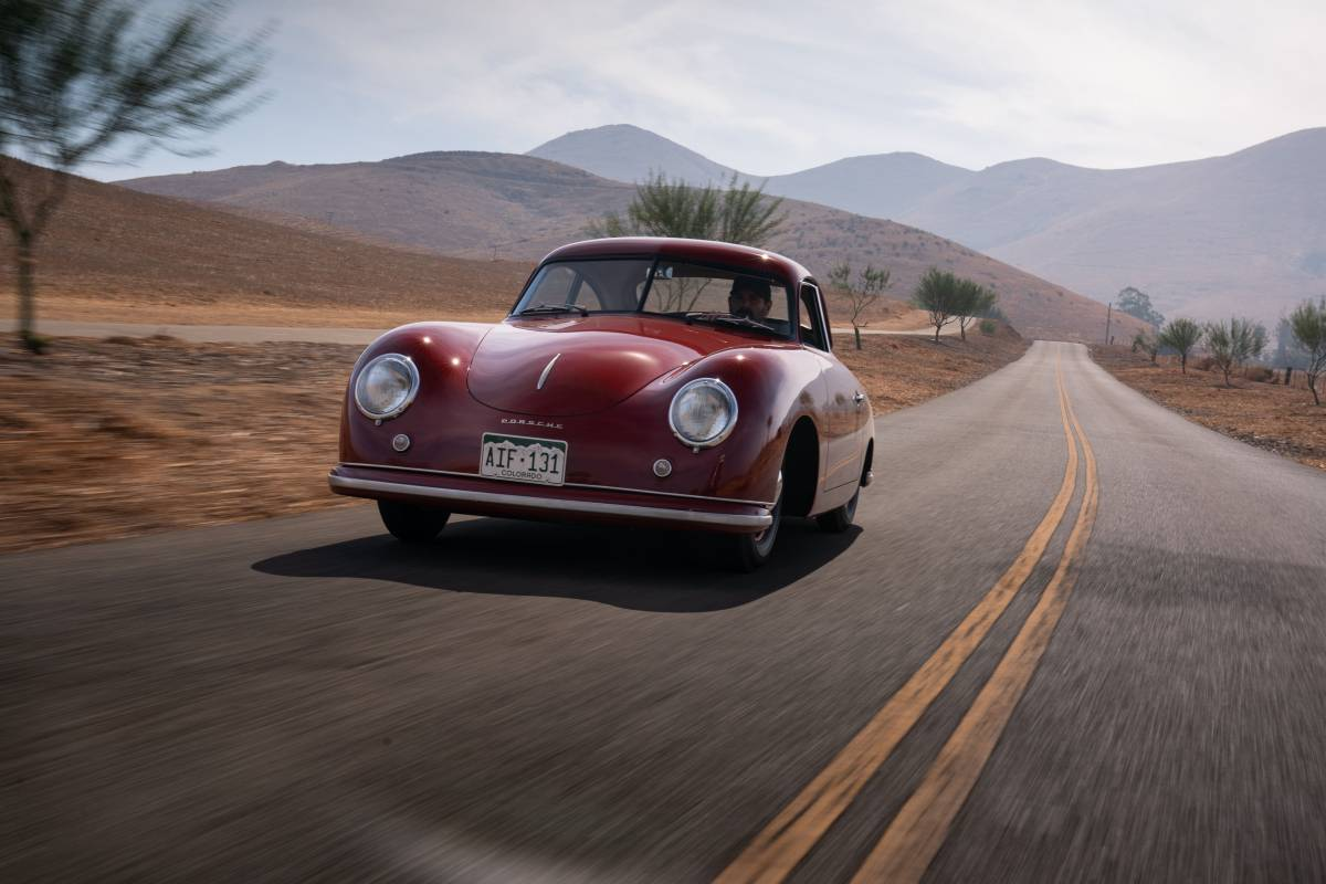 RM Sotheby's Online Only: Open Roads, Fall Auction Results