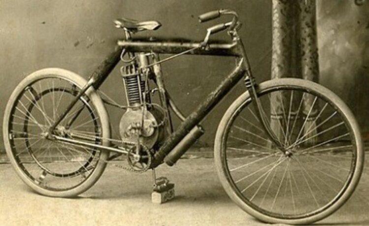 motorized bike duesenberg