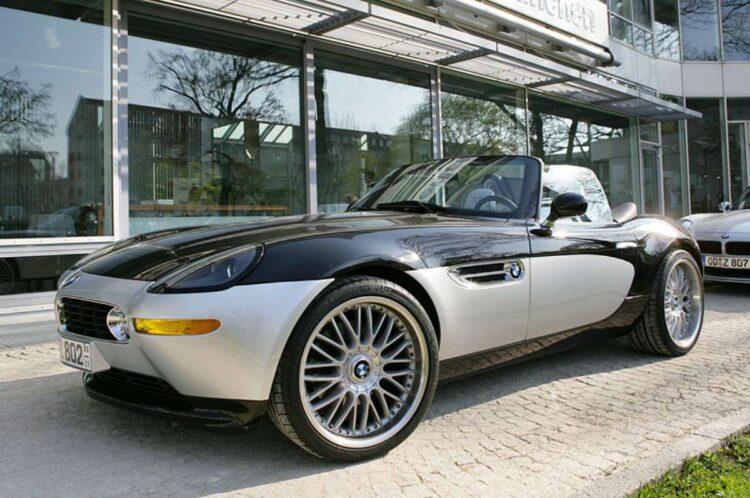 Two tone BMW Z8