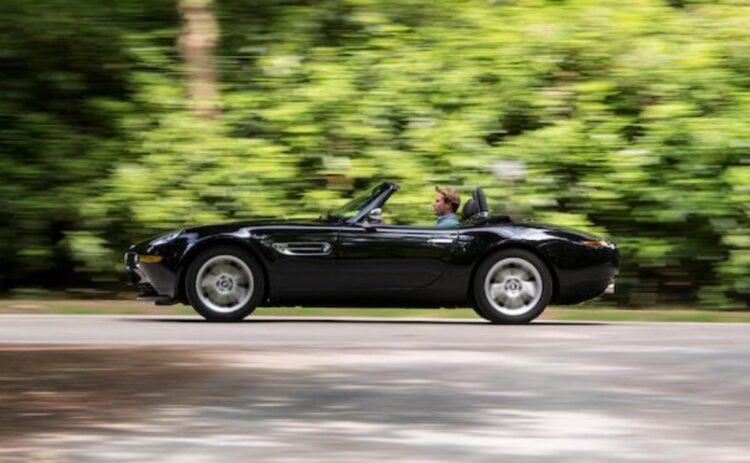 driving the Z8