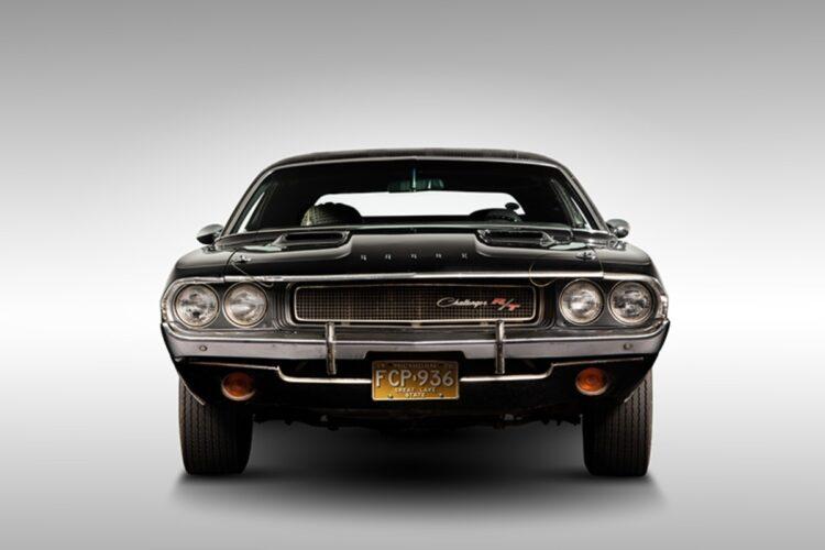 Challenger on National Historic Vehicle Register
