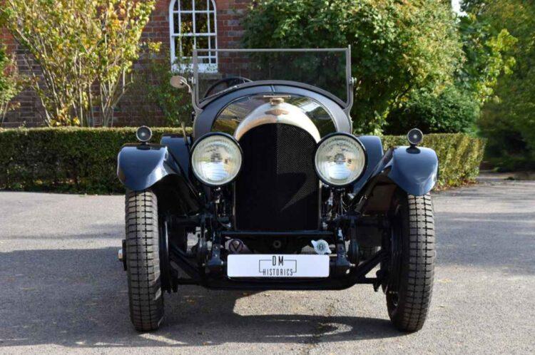 Front of 1924 Bentley 3-liter