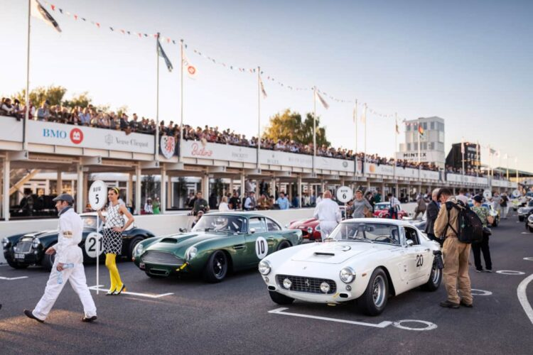 Goodwood Festivval of Speed 2021
