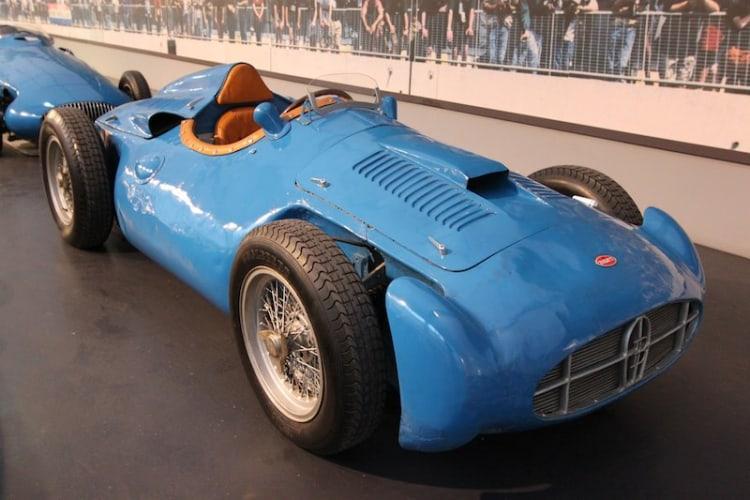 Bugatti Type 251 GP 1956