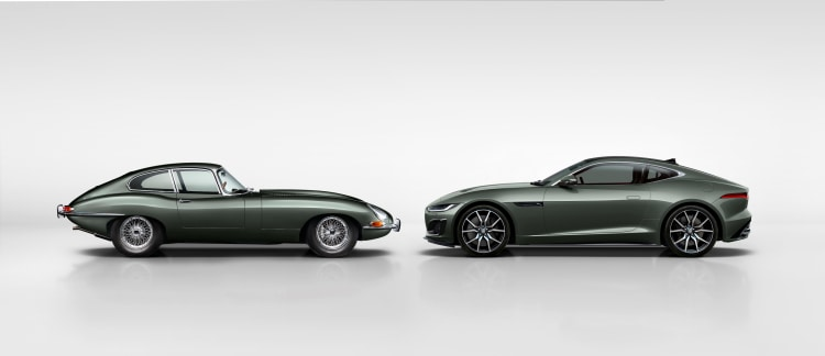 Jaguar F Type Heritage