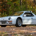 Rare 1986 Ford RS200 Evolution being Auctioned