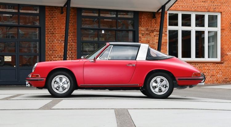 1967 Porsche 911 S Targa