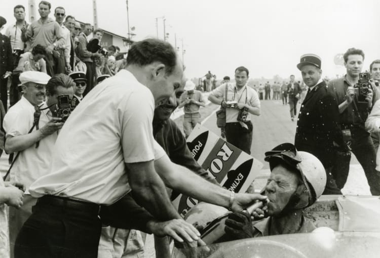 DBR1 at 1959 24 hours of Le Mans