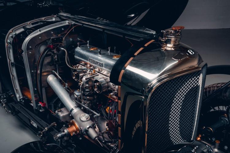 Bentley 4 1/2 liter engine