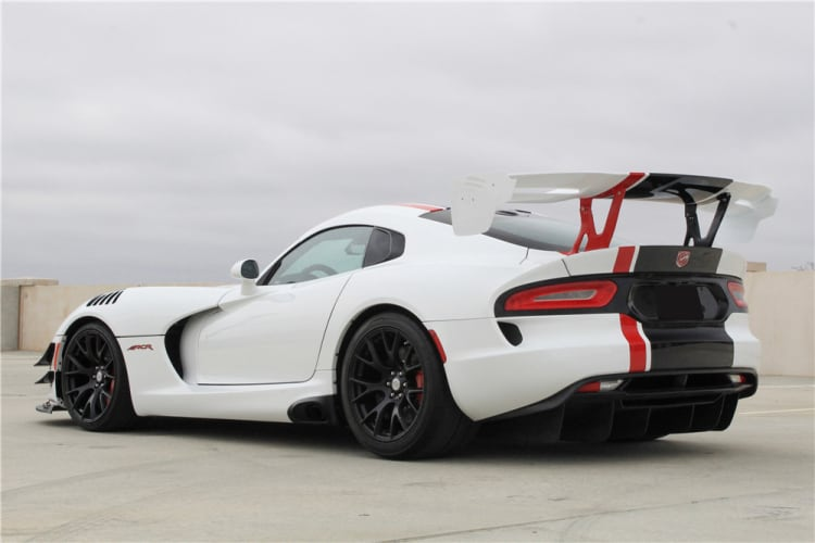 Dodge Viper ACR Extreme Aero Package