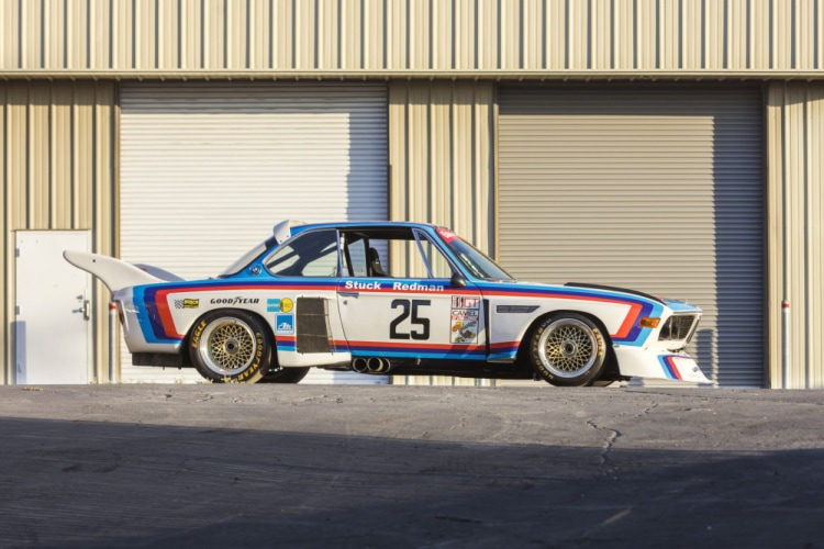 BMW 3.5 CSL IMSA