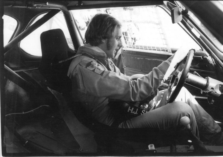 Hans Stuck in BMW