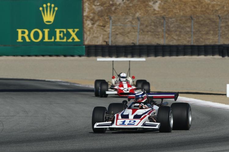 F5000 racing