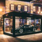 Bugatti La Voiture Noire – Special Christmas Present for Molsheim