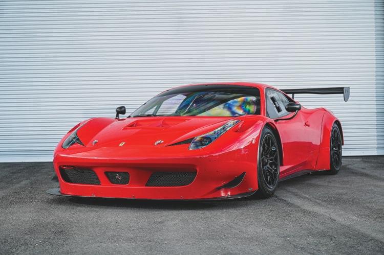 2014 Ferrari 458 Italia GT3