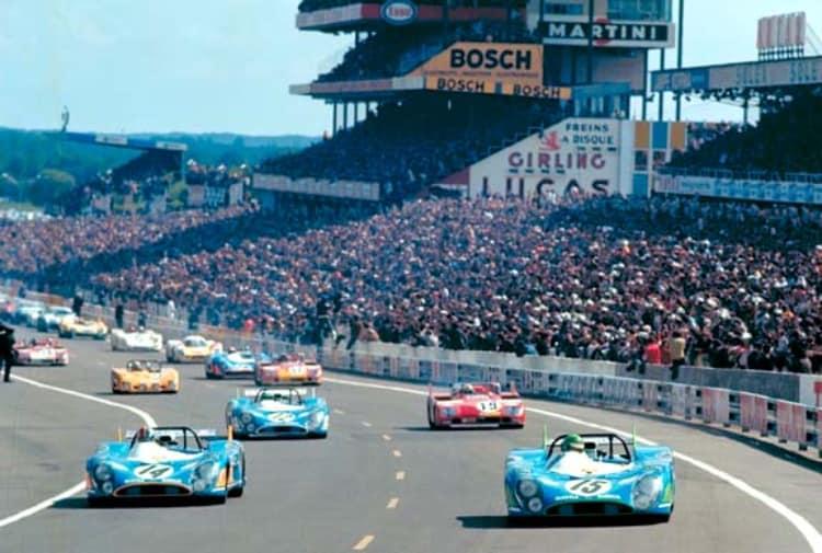 1972 Le Mans