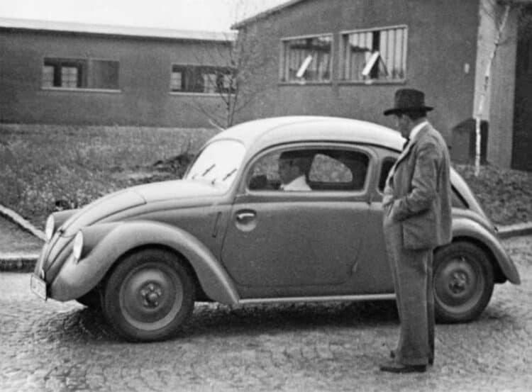 VW prototype