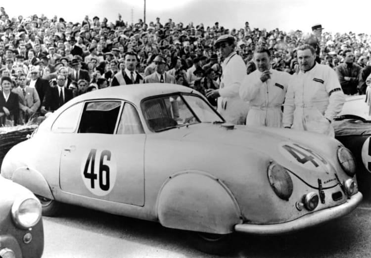 1951 Le Mans, Porsche Type 356 SL