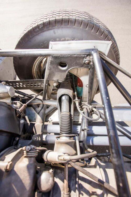 550 suspension