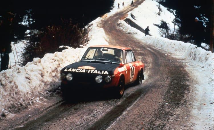 1972 Rallye Monte Carlo Fulvia