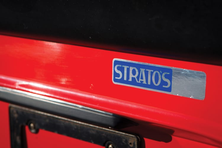Stratos sign