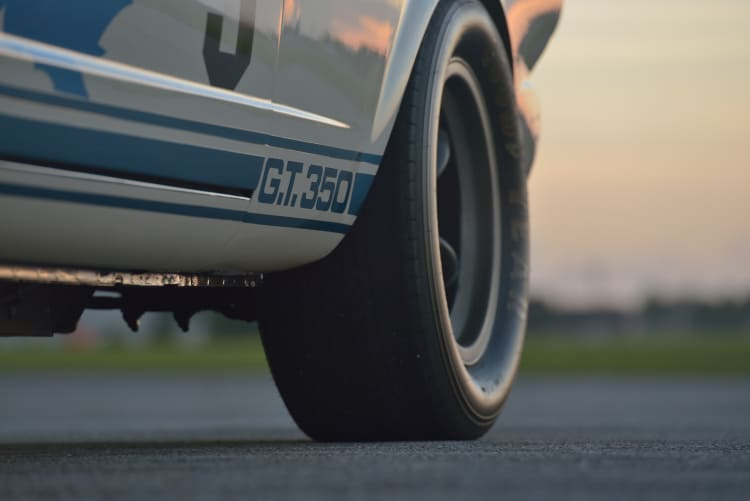 GT350R Fastback