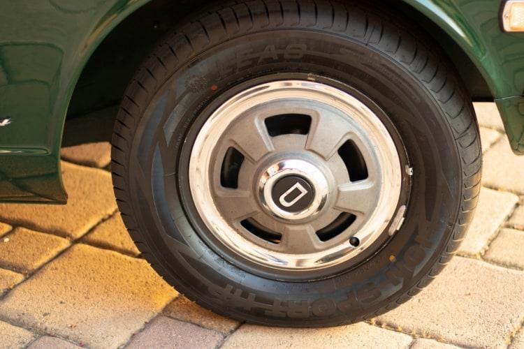 Steel Topy wheels