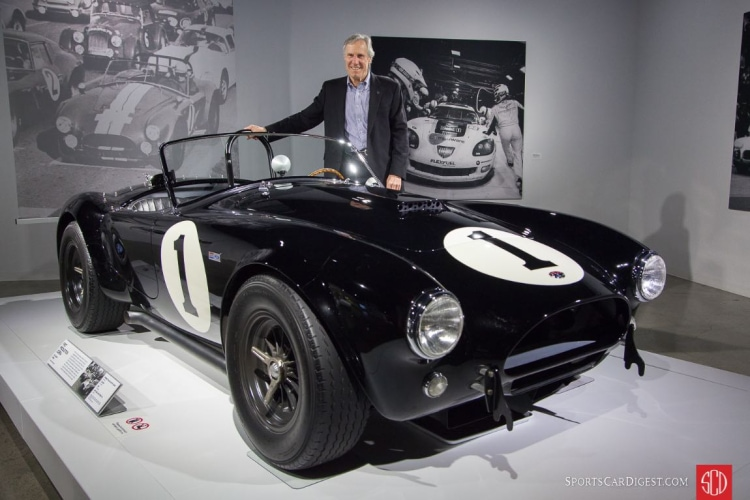 Bruce Meyer Car Collection