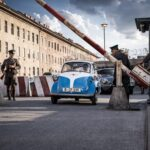 Escaping From East Germany Smuggled in a BMW Isetta