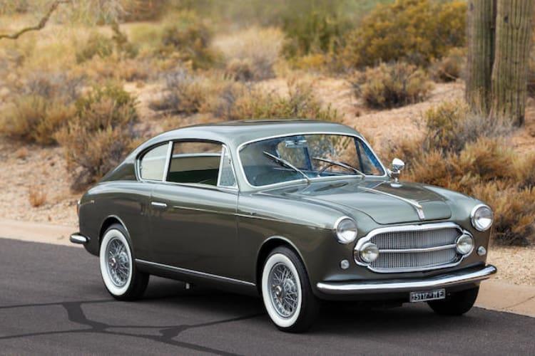 1954 Fiat 1100/103 Turismo Veloce Charmant Coupe