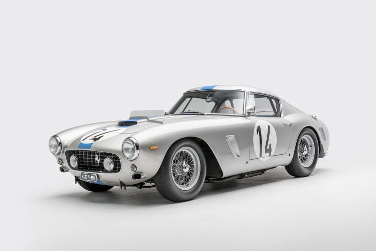 1961 Ferrari 250GT SWB Berlinetta Competition coupe