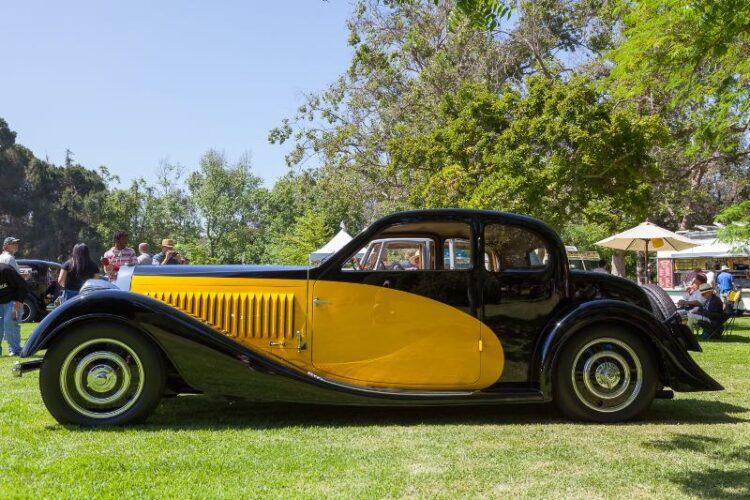 1935 Bugatti Type 57