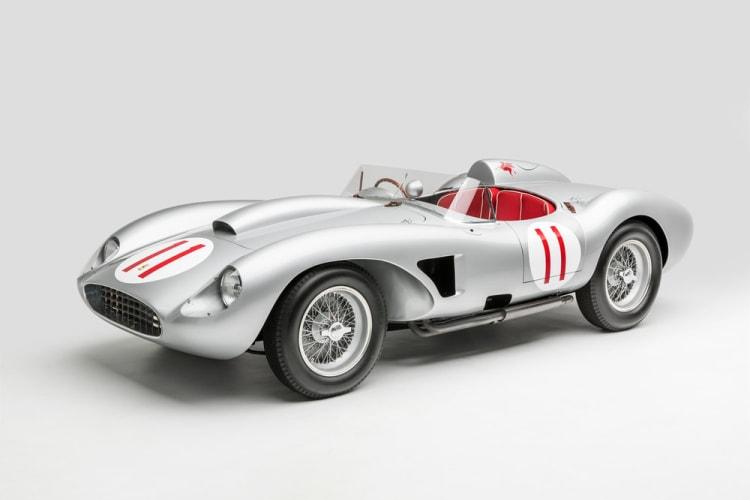 1957 Ferrari 250 625/250 TRC Testa Rossa
