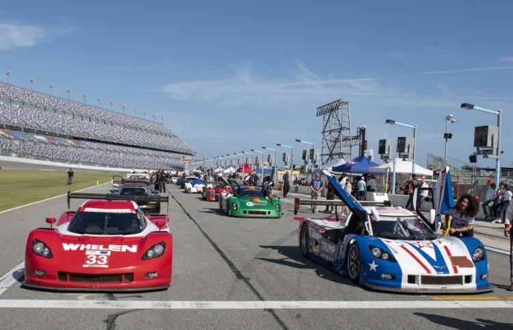 2021 Masters Historic Racing USA