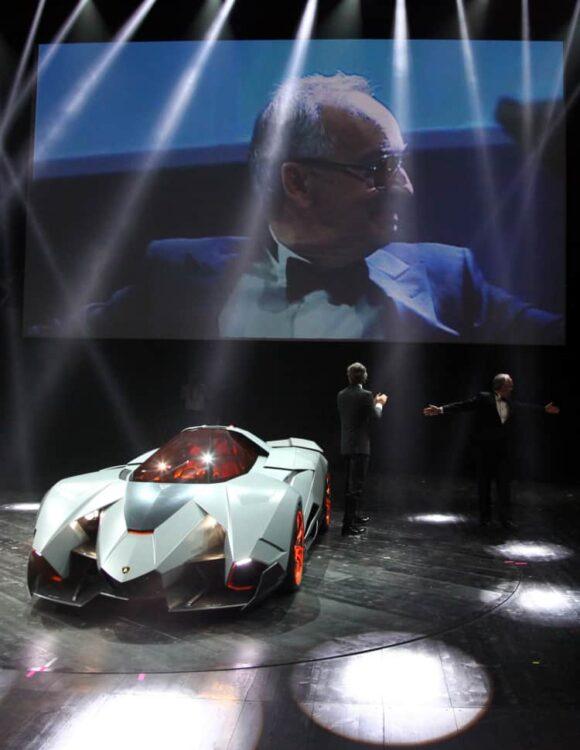 Film of car