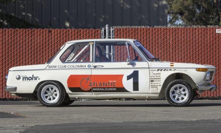 1968 BMW 2002 Ti Ralleye