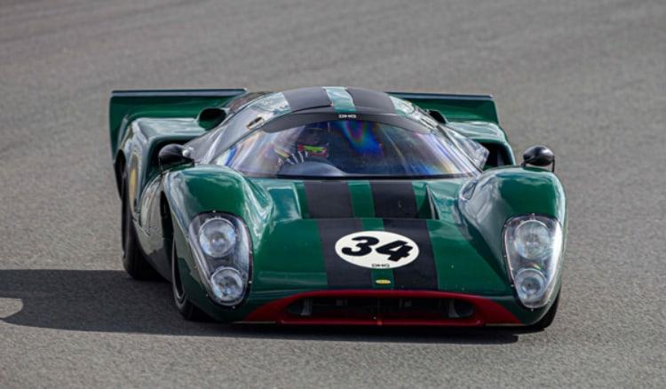 Master European Historic Racing 2021