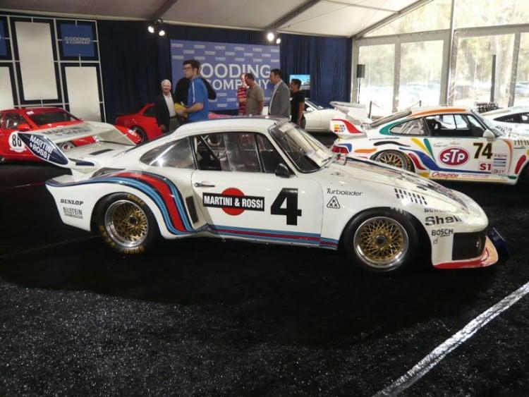 side of Porsche 935/76