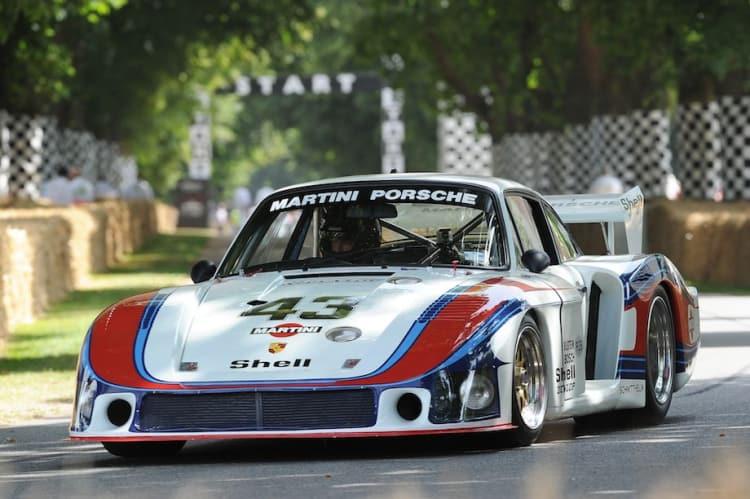 Porsche Moby Dick