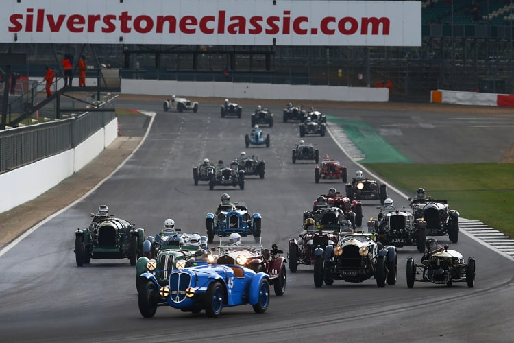 Silverstone Classic 2021