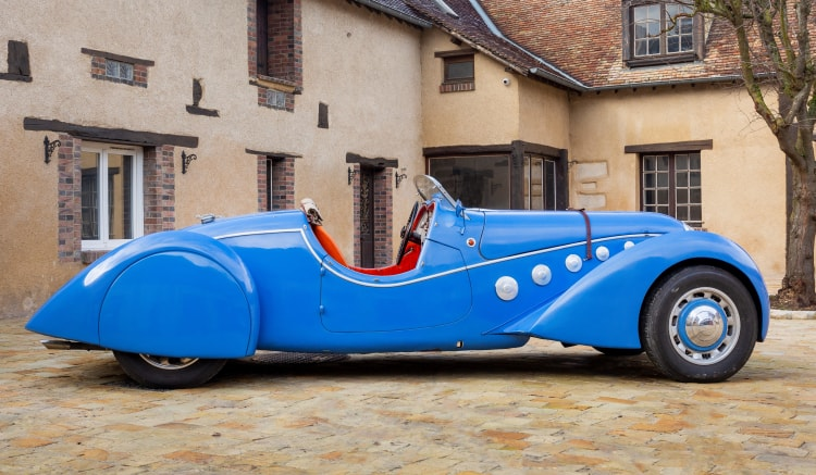 1938 Peugeot 402 DES Darl'mat Special Sport 3