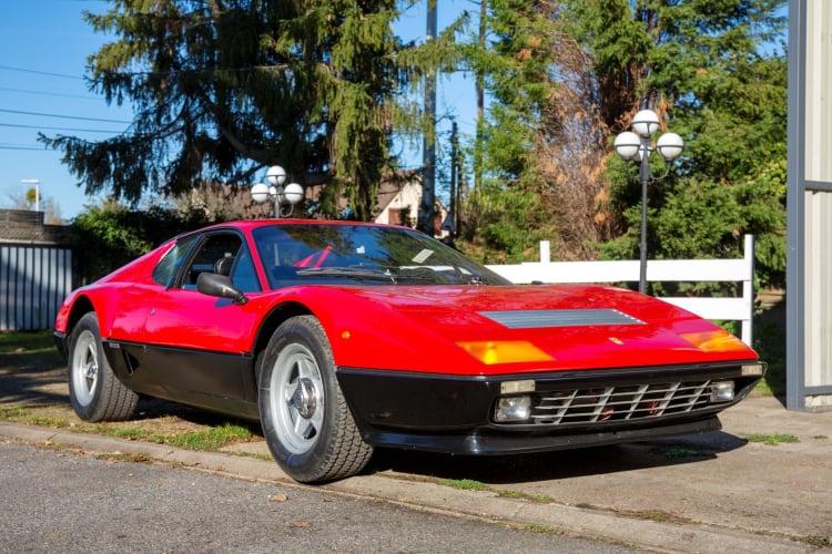 512 BB1 Ferrari