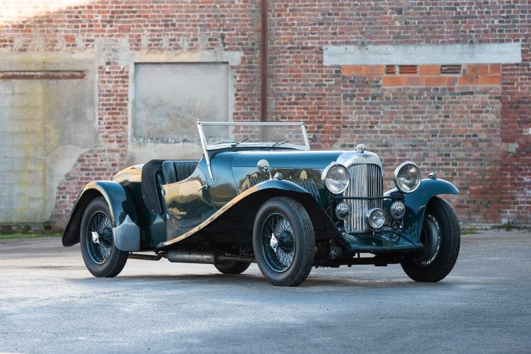 1933 Lagonda 16/80 2-liter