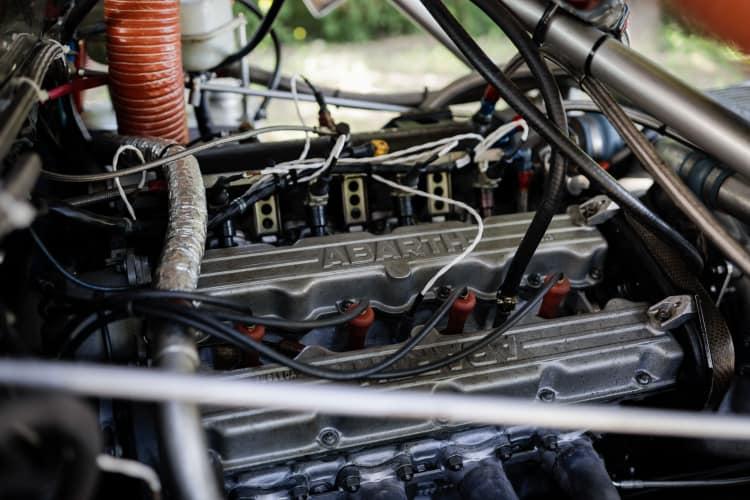 Abarth Engine