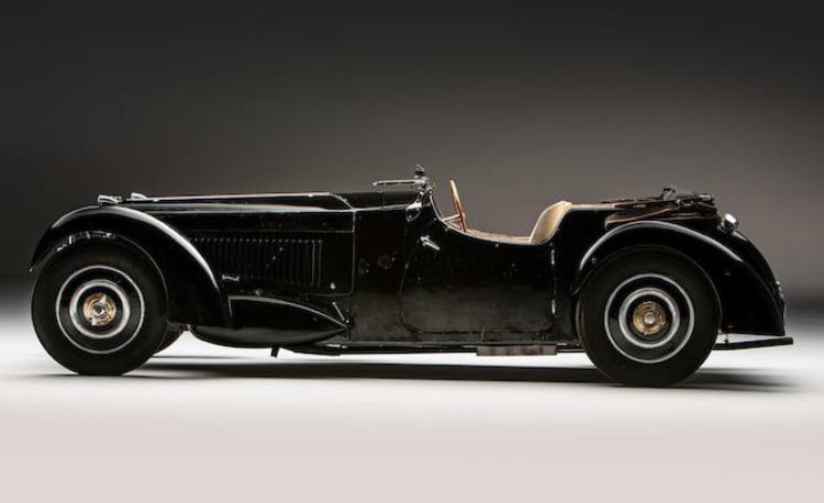 Bugatti at Bonhams 2021 Legends of the Road Sale