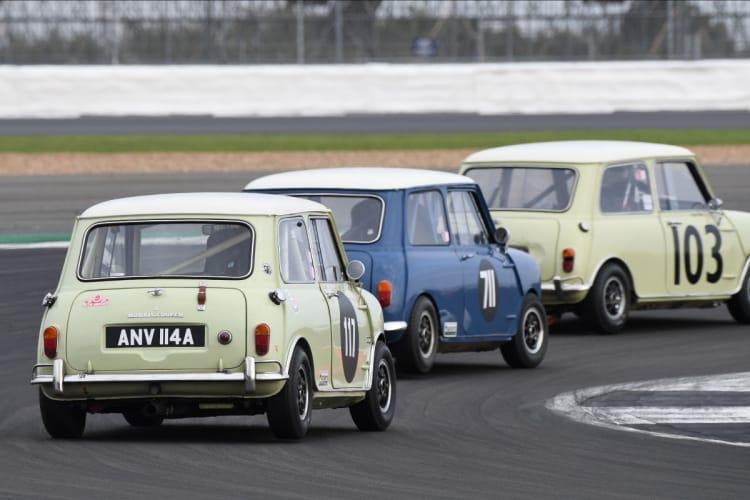 Mini Cooper S racing