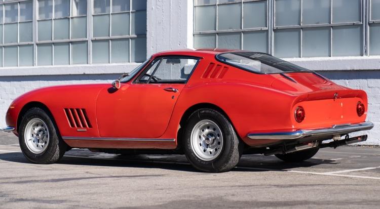 1966 Ferrari 275 GTB Long Nose