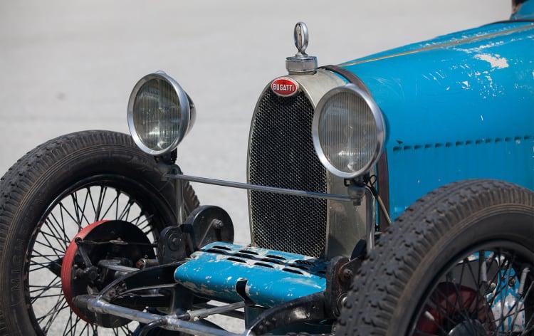 1926 Bugatti Type 37 Grand Prix front